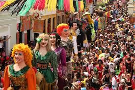 Beautiful Recife and Carnival