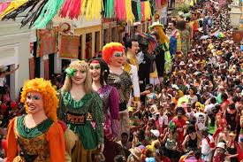 Beautiful Recife and Carnival