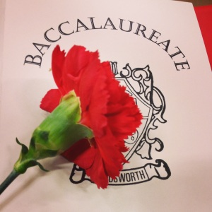 Baccalaureate Flowers